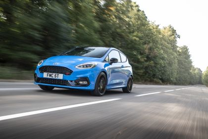 2020 Ford Fiesta ST Edition 2