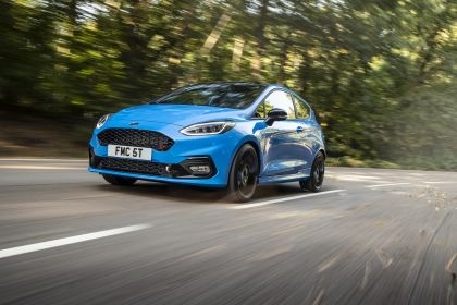 2020 Ford Fiesta ST Edition 5
