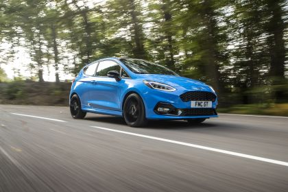 2020 Ford Fiesta ST Edition 8