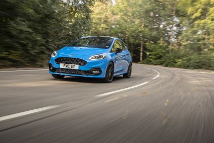 2020 Ford Fiesta ST Edition 9
