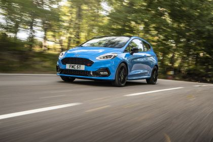2020 Ford Fiesta ST Edition 10