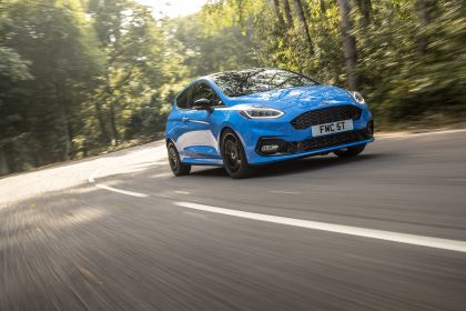 2020 Ford Fiesta ST Edition 12
