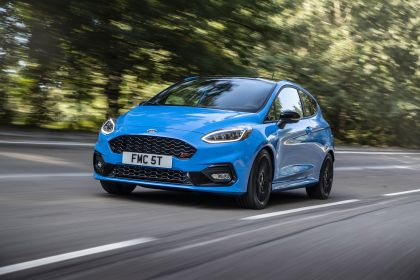 2020 Ford Fiesta ST Edition 13