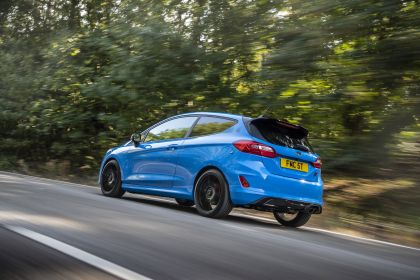 2020 Ford Fiesta ST Edition 18