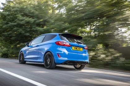 2020 Ford Fiesta ST Edition 21