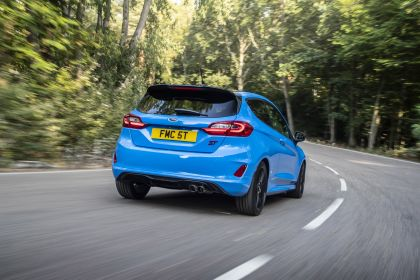 2020 Ford Fiesta ST Edition 25