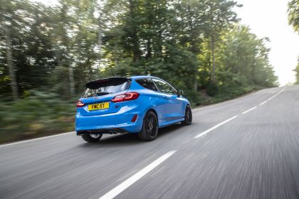 2020 Ford Fiesta ST Edition 26