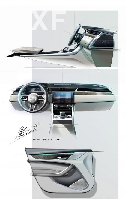 2021 Jaguar XF 63