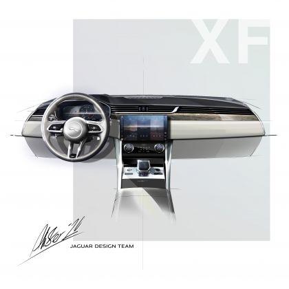 2021 Jaguar XF Sportbrake 54