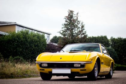 1969 Lamborghini Islero S 4