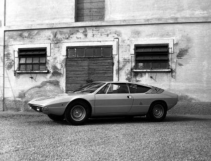 1972 Lamborghini Urraco 16