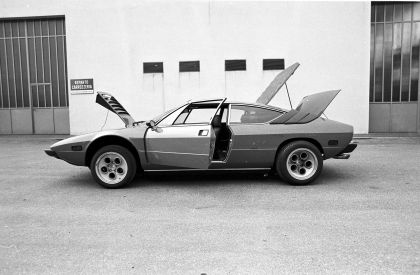 1972 Lamborghini Urraco 18