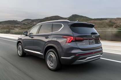 2021 Hyundai Santa Fe - USA version 26