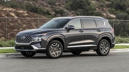 2021 Hyundai Santa Fe - USA version 8