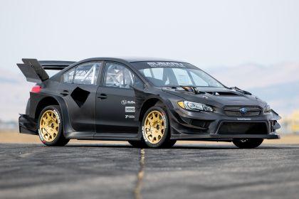 2020 Subaru WRX STi Gymkhana 1