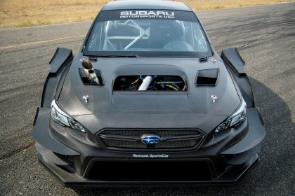 2020 Subaru WRX STi Gymkhana 6