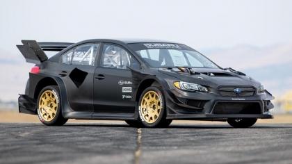 2020 Subaru WRX STi Gymkhana 4