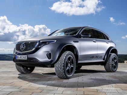 2020 Mercedes-Benz EQC 4x4-2 concept 1