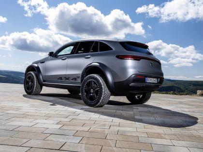 2020 Mercedes-Benz EQC 4x4-2 concept 2
