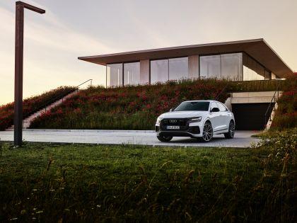 2021 Audi Q8 60 TFSI e quattro 9