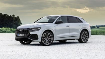 2021 Audi Q8 60 TFSI e quattro 5