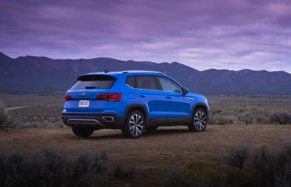 2022 Volkswagen Taos 11