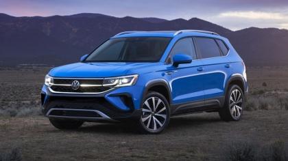 2022 Volkswagen Taos 9