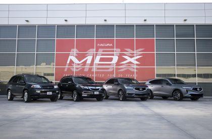 2020 Acura MDX prototype 14