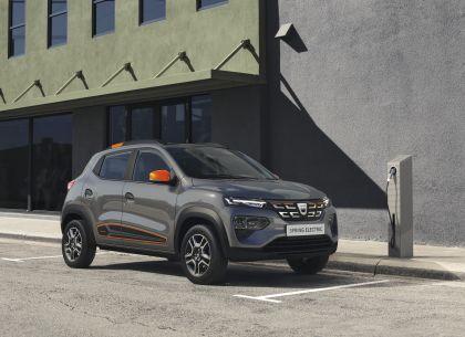 2022 Dacia Spring Electric 1