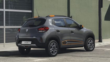 2022 Dacia Spring Electric 5