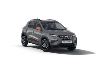 2022 Dacia Spring Electric 11