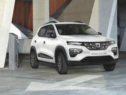 2022 Dacia Spring Electric 34