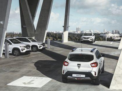 2022 Dacia Spring Electric 35