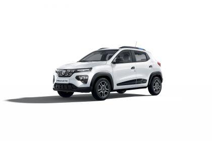 2022 Dacia Spring Electric 38