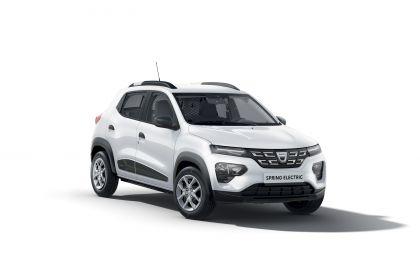 2022 Dacia Spring Electric 50
