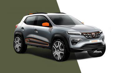 2022 Dacia Spring Electric 58