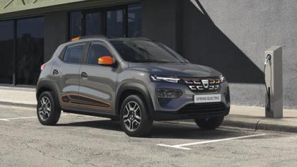 2022 Dacia Spring Electric 3