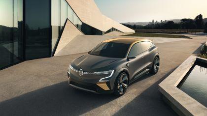 2020 Renault Mégane eVision concept 5