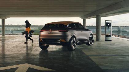 2020 Renault Mégane eVision concept 10