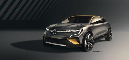 2020 Renault Mégane eVision concept 27