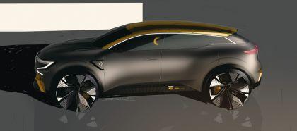 2020 Renault Mégane eVision concept 28