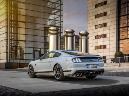 2021 Ford Mustang Mach 1 - Europe version 3