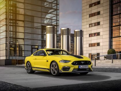 2021 Ford Mustang Mach 1 - Europe version 19
