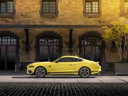 2021 Ford Mustang Mach 1 - Europe version 21