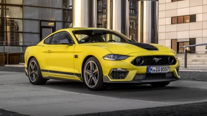 2021 Ford Mustang Mach 1 - Europe version 6