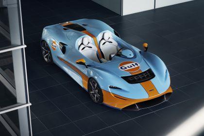 2020 McLaren Elva Gulf Theme by MSO 4