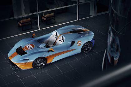 2020 McLaren Elva Gulf Theme by MSO 7