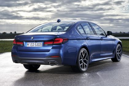 2021 BMW 540i ( G30 ) xDrive 3
