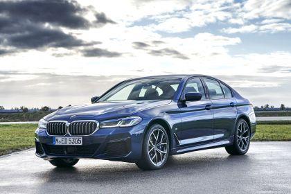 2021 BMW 540i ( G30 ) xDrive 4