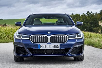 2021 BMW 540i ( G30 ) xDrive 8